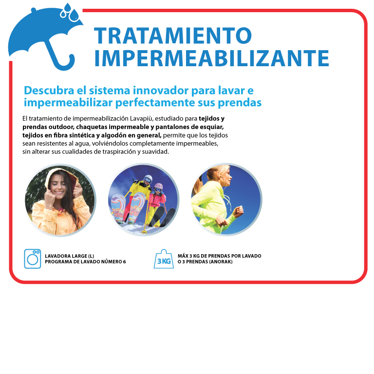 Carpeta Proofing-Impermeabilización