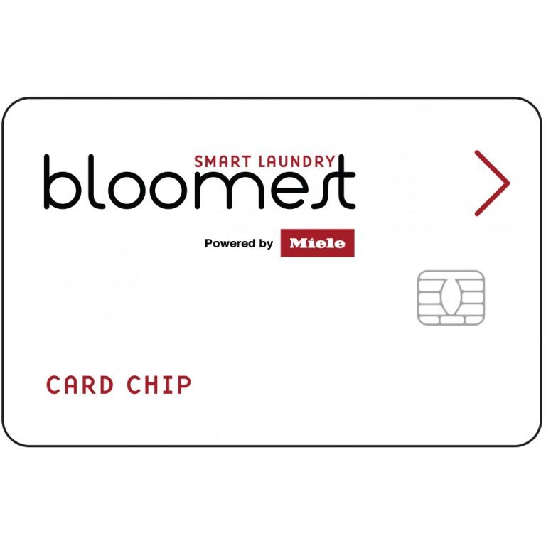 Tarjeta chip BLOOMEST